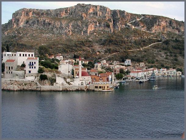 Greek Island For